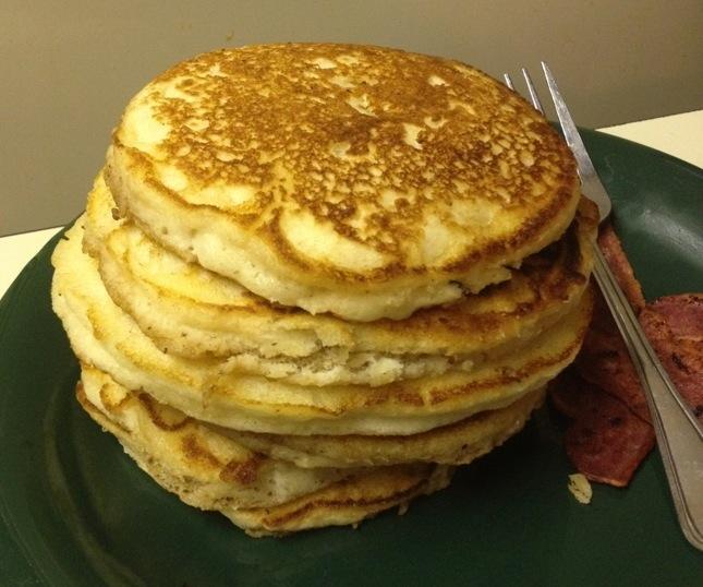 Sweet N Sour Deals Frugal Pancakes Recipe!