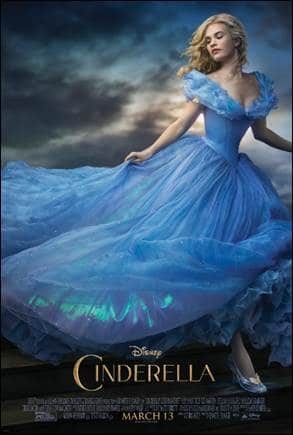 Disney's – NEW Cinderella Hits Theaters March 13, 2015!
