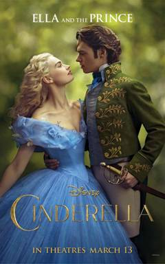Disney's Cinderella Movie Review – Featuring Frozen Fever