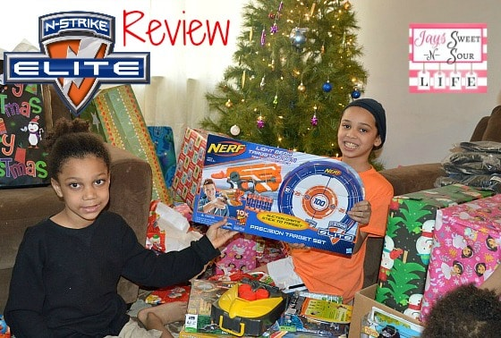 Hasbro Nerf N Strike Elite Precision Target Set – Review