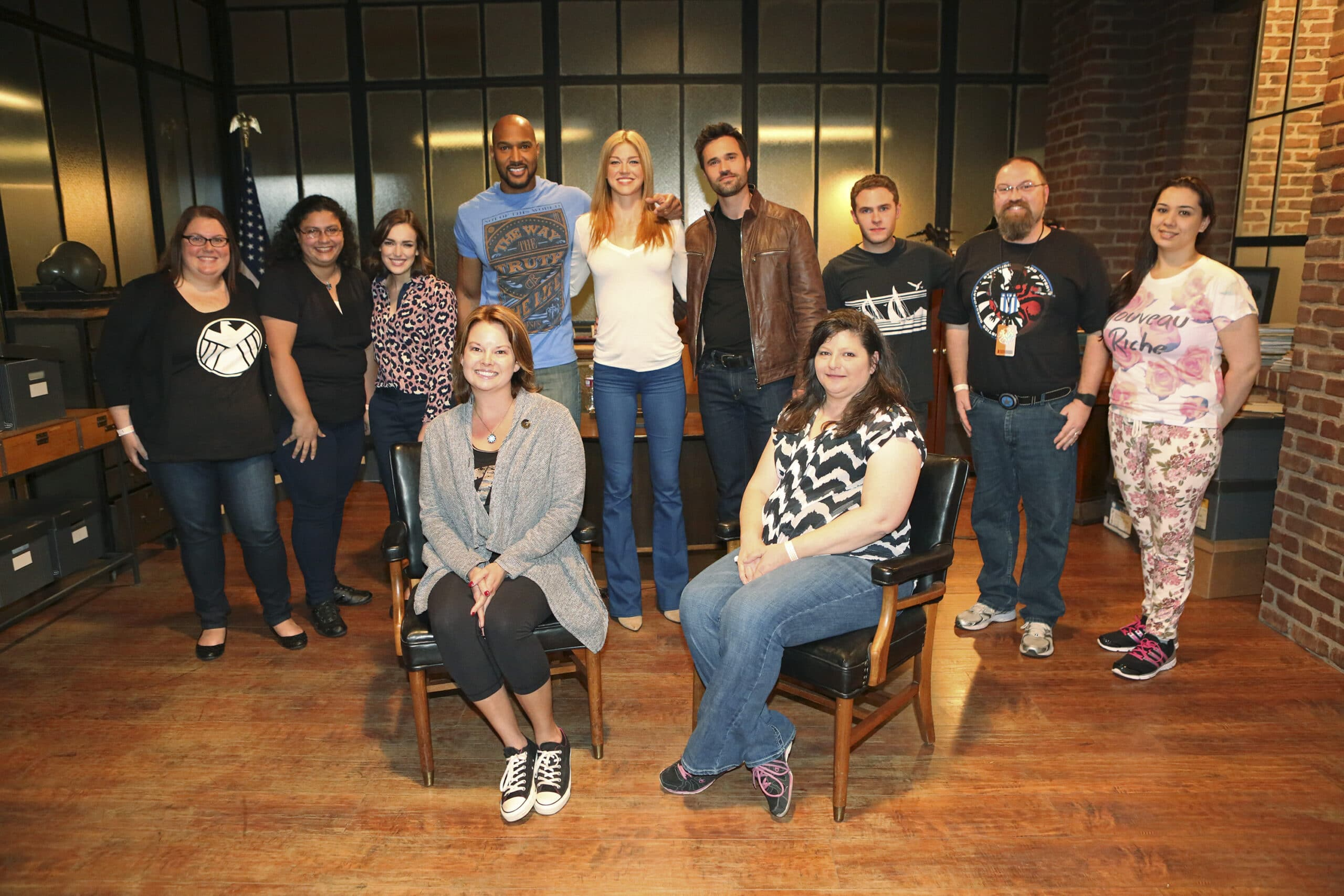 The Cast Of Marvel's Agents of S.H.I.E.L.D Opens Up About Their Roles and Episode 218 Airing Tonight! – #ABCTVEvent #AgentsofSHIELD #AvengersEvent