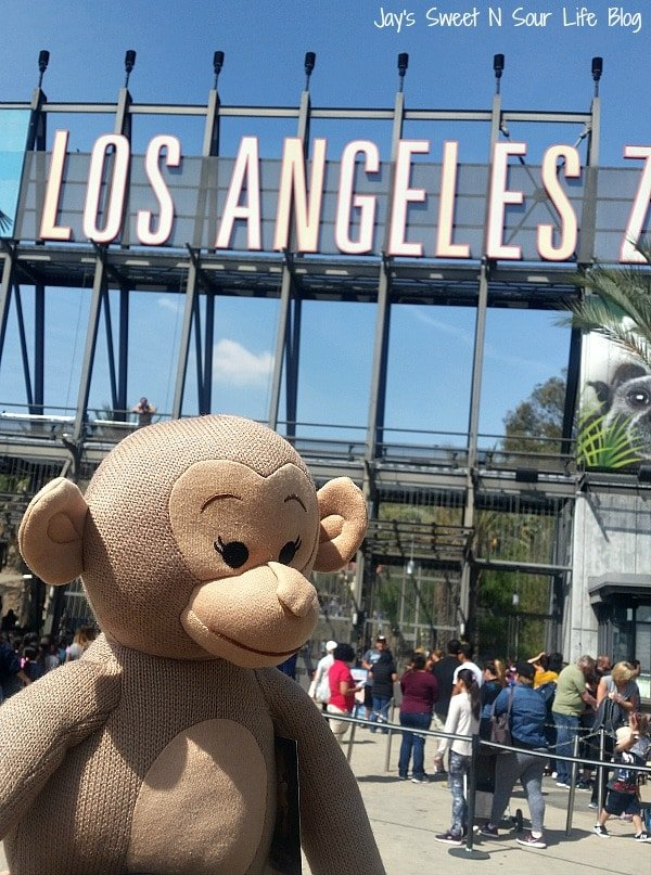 A Must See #MonkeyKingdom Themed Trip To The #LAZoo