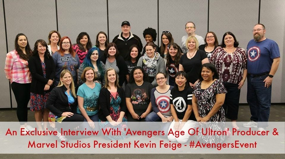 An Exclusive Interview With 'Avengers Age Of Ultron' Producer & Marvel Studios President Kevin Feige – #AvengersEvent