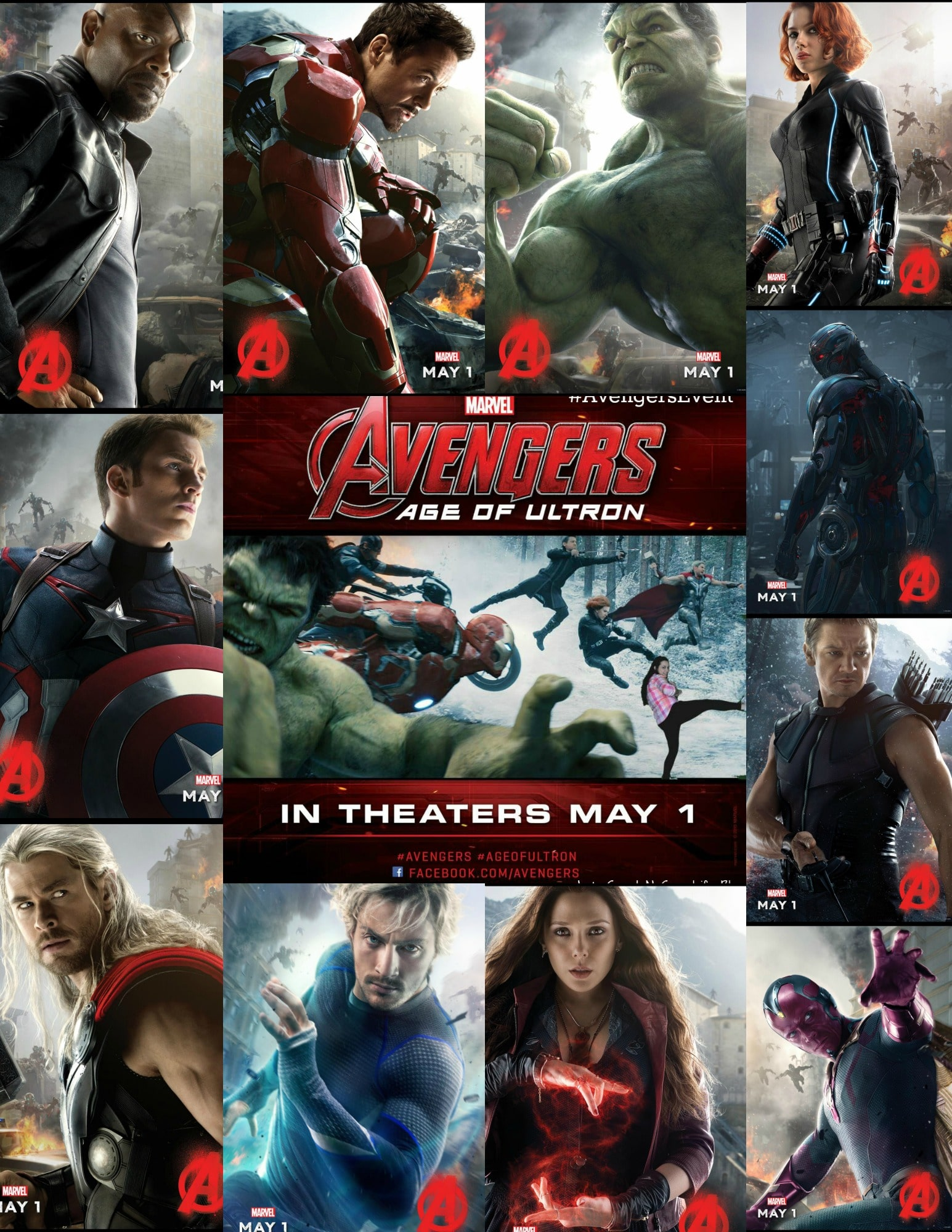 Avengers Age Of Ultron Movie – Family Friendly Movie Review #AvengersEvent