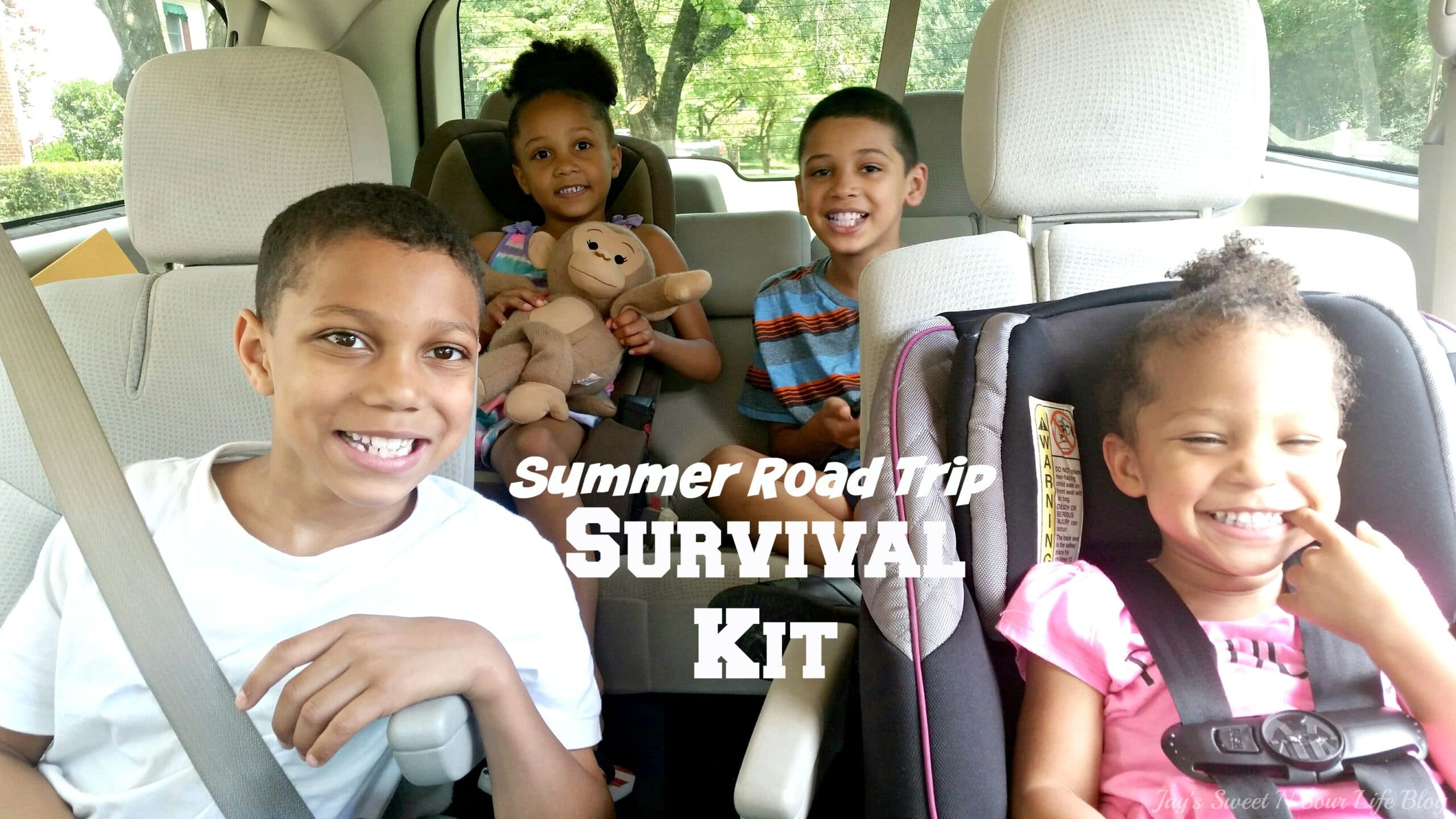 Summer Road Trip Survival Kit