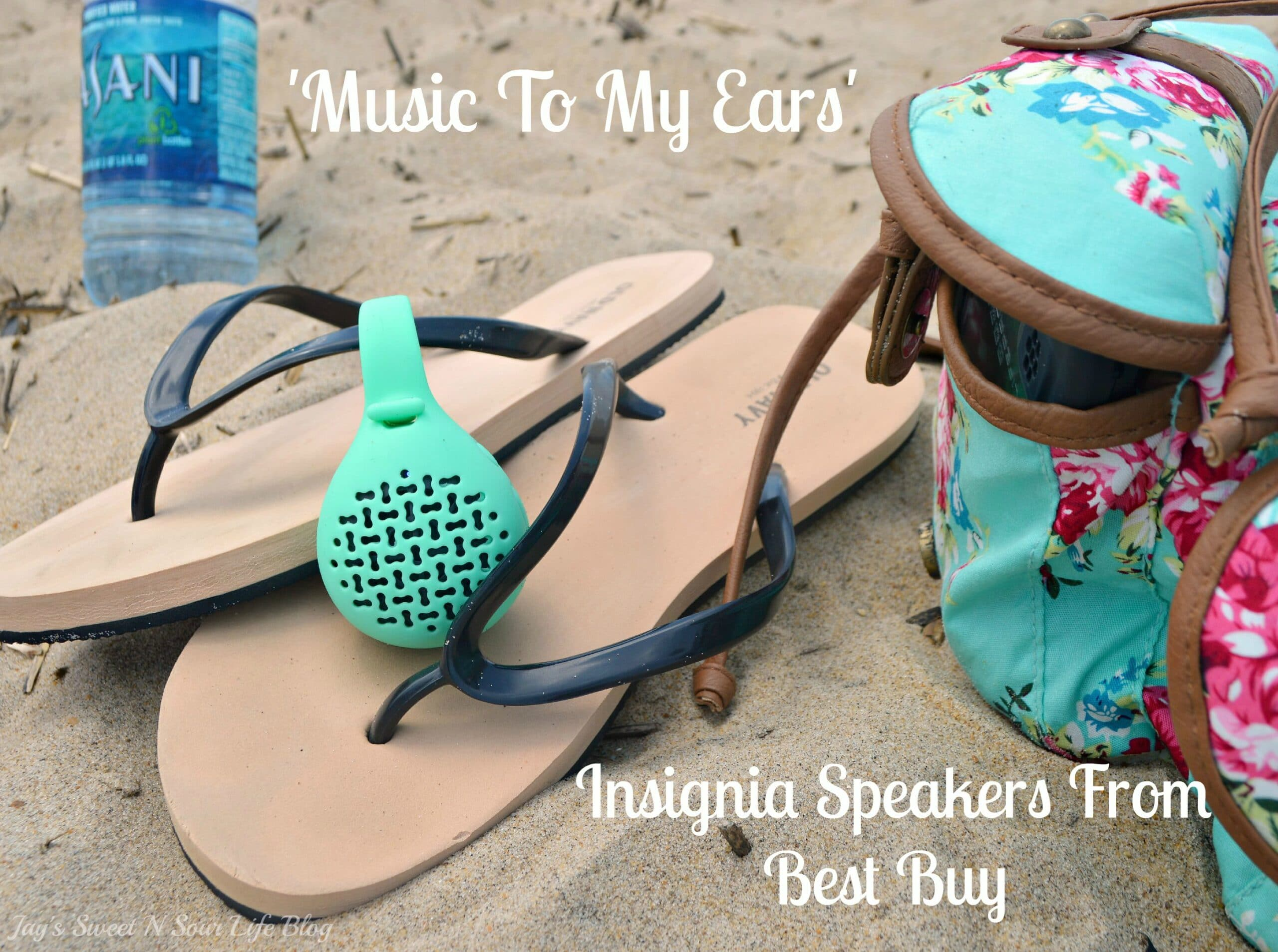 Music To My Ears – Insignia Speakers From Best Buy