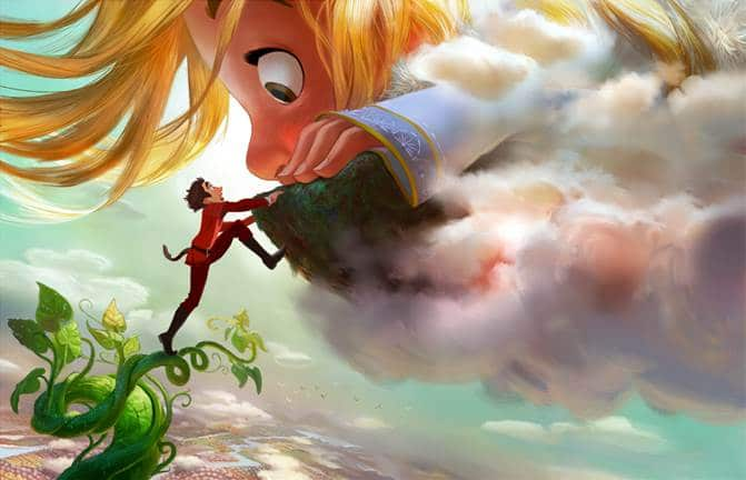 Gigantic – First Look into This Disney Movie Releasing 2018