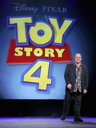 Disney's Toy Story 4 – A Love Story You Won't Want To Miss – Slated For Release June 16, 2017