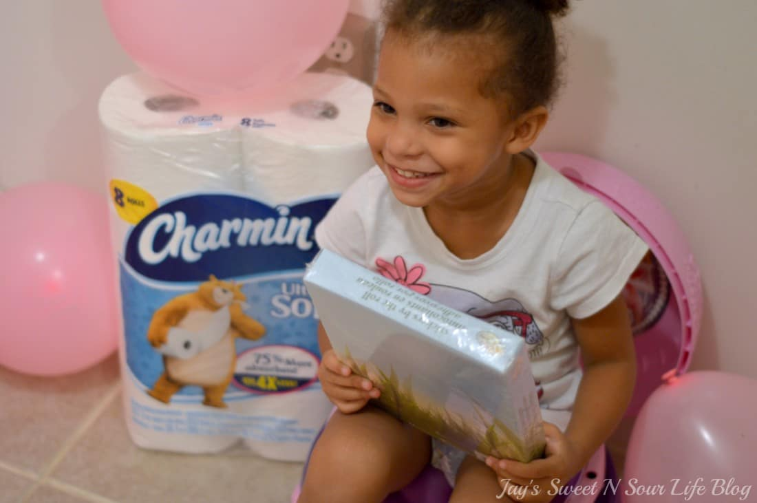 Use these 5 hacks to make potty training easy and fun. With helpful tips to make potty training a breeze and a supplies you can grab from any store.