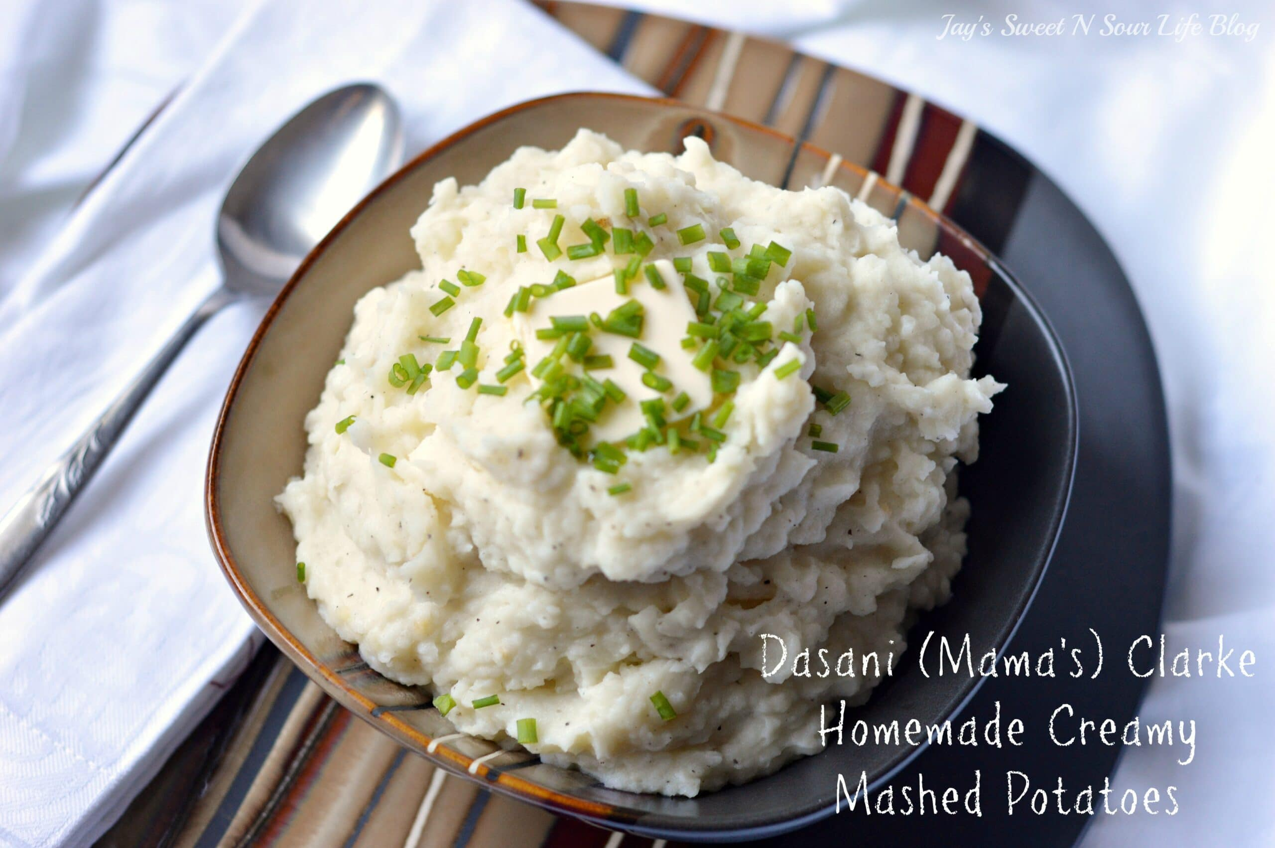 Dasani (Mama's) Clarke Homemade Creamy Mashed Potatoes