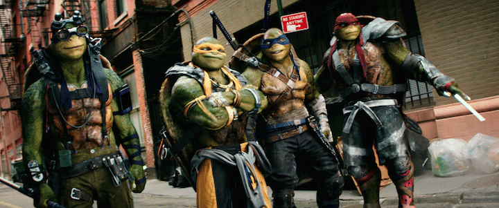 Teenage Mutant Ninja Turtles: Out Of The Shadows – New Full Trailer