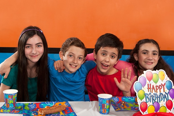 Host Your Birthday Party At Sky Zone