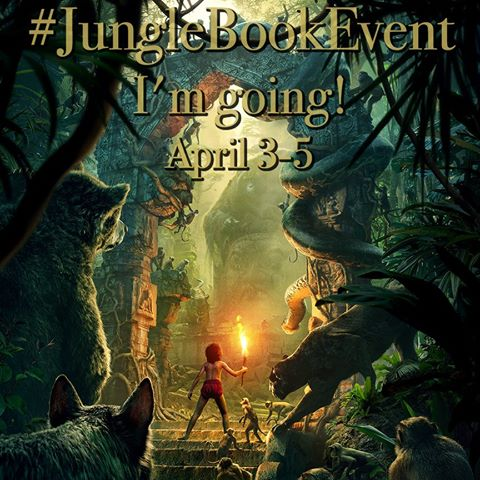 I'm Headed To LA For Disney's The #JungleBookEvent April 3-5! – Walking The Red Carpet + Interviews With The Cast