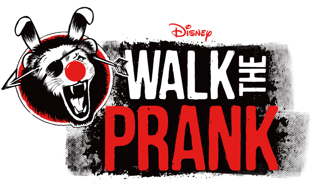 Disney XD's Walk The Prank Show – Comedy At It's Best! #WalkThePrank