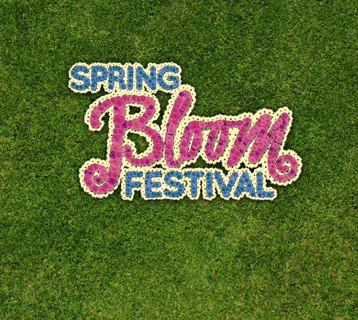 Upcoming Trip: Kings Dominion Spring Bloom Festival