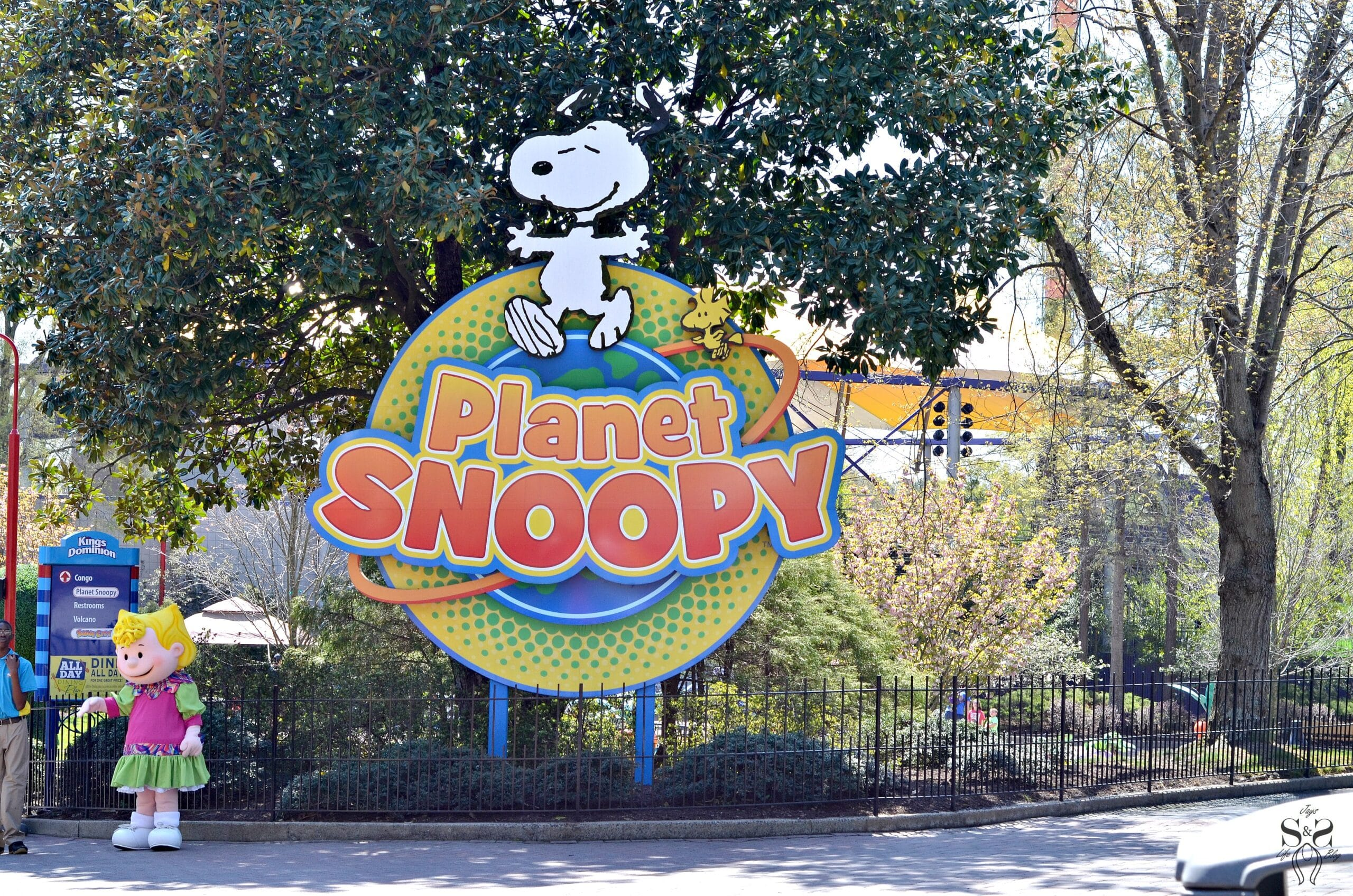 We will be Visiting Kings Dominion and Sharing My Kid's Point of View