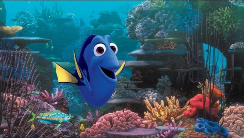 Grab an exclusive look at the new trailer that was released for Disney and Pixar's Finding Dory Film. In this new film Finding Dory, we are reunited with our favorite forgetful blue tang, Dory, along with her friends Nemo and Marlin on a search for answers about her past.