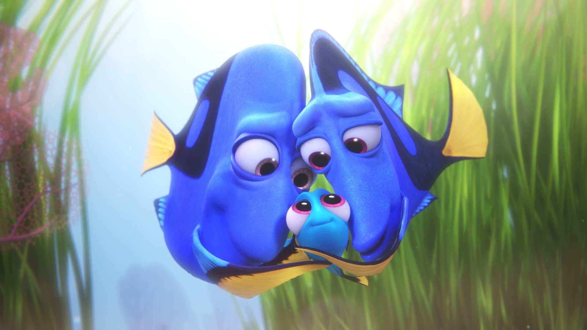 The Most A-Dory-ble Baby Dory in a New Finding Dory Clip