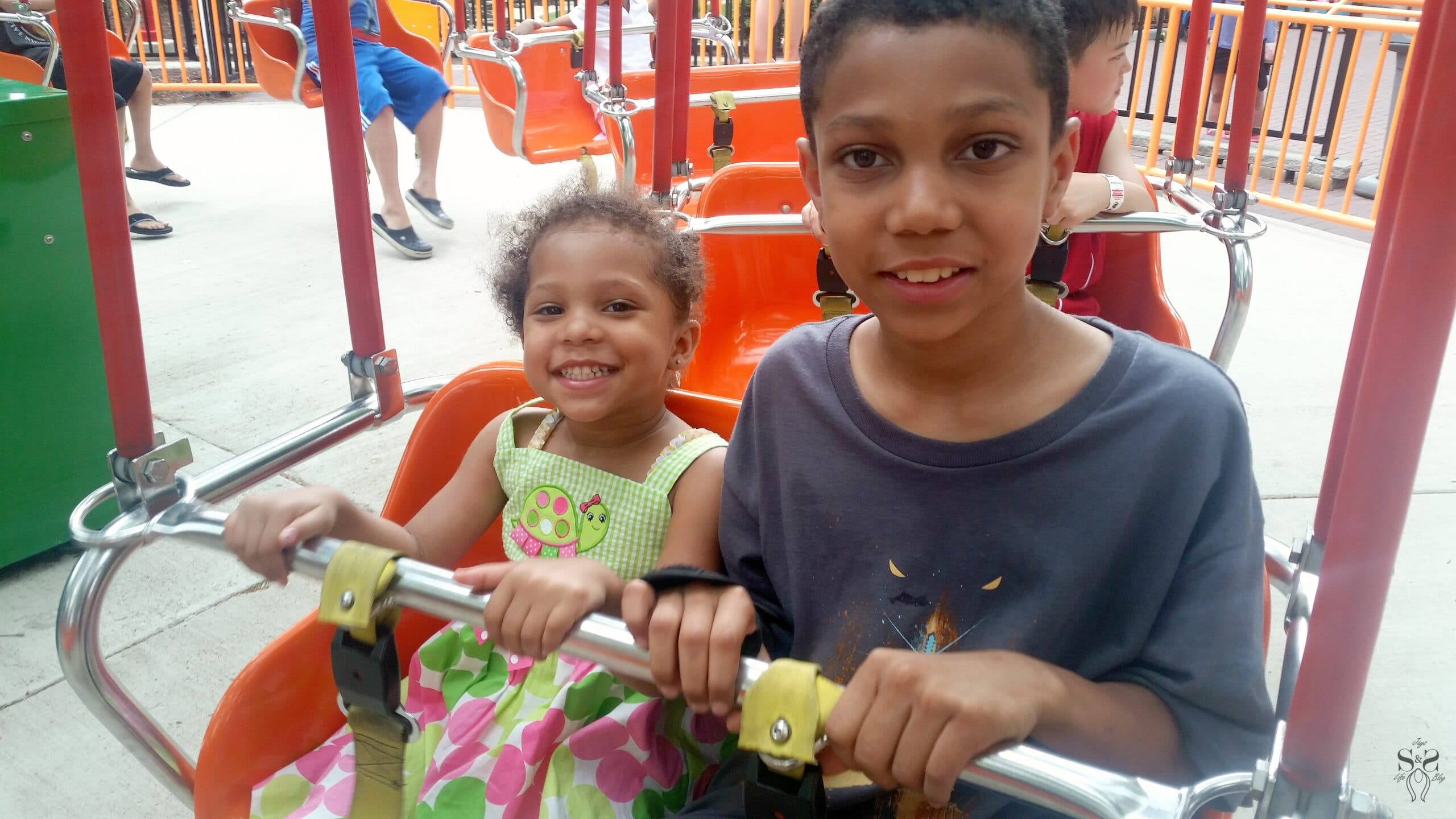 Upcoming Trip To Kings Dominion KidsFest