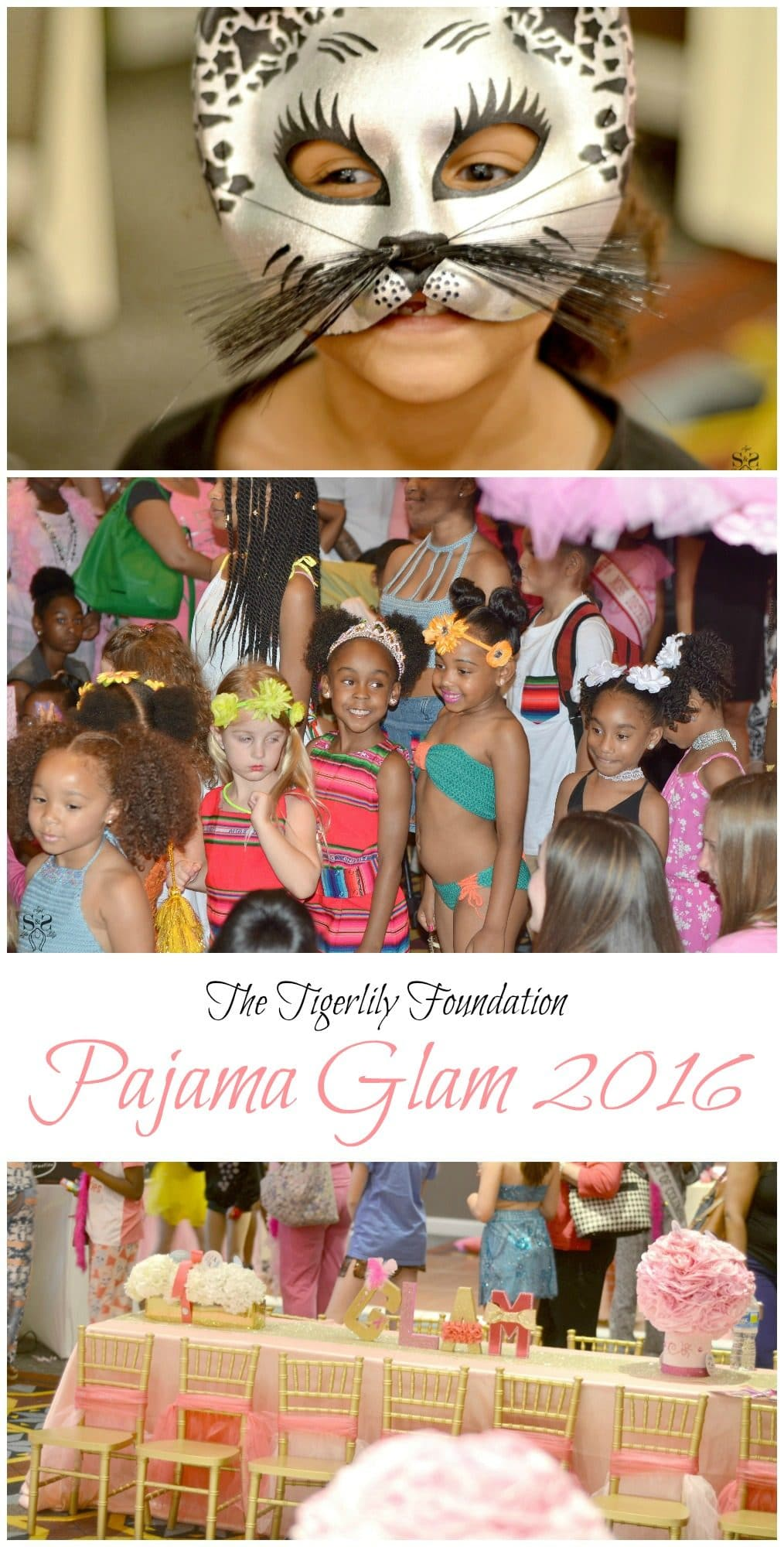 Pajama Glam Shareable