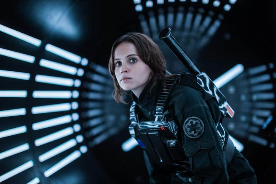 The Official Rogue One: A Star Wars Story Trailer is Now Available! Lucasfilm's ROGUE ONE, which takes place before the events of Star Wars: A New Hope, tells the story of unlikely heroes who have united to steal plans to the dreaded Death Star.