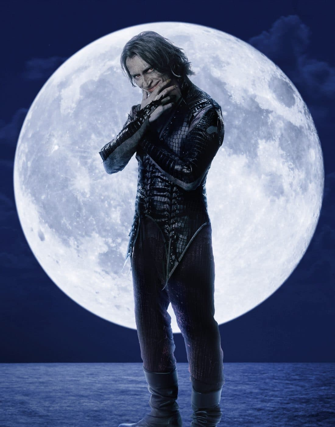 """ONCE UPON A TIME - ABC's """"Once Upon a Time"""" stars Robert Carlyle as Rumplestiltskin/Mr. Gold. (ABC/Bob D'Amico)"""