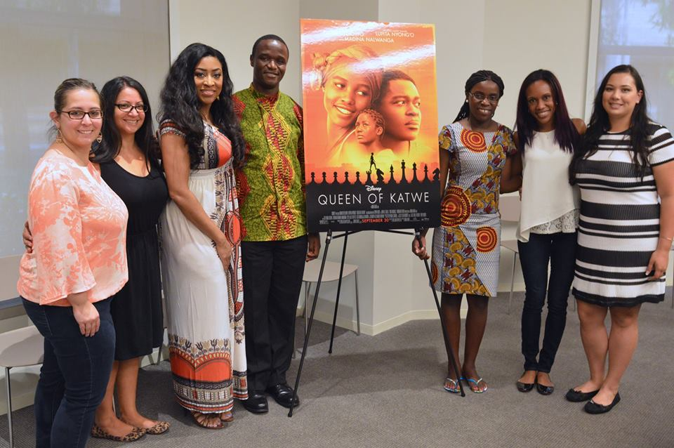 An inspiring interview with Phiona Mutesi and Robert Katende from Disney's Queen of Katwe. View the inspiration and true-life story of an unlikely chess master in Disney's newest film Queen of Katwe.
