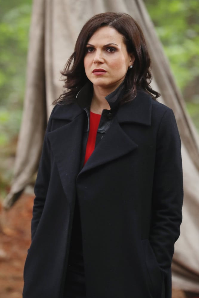 "ONCE UPON A TIME - ""The Savior"" - As ""Once Upon a Time"" returns to ABC for its sixth season, SUNDAY, SEPTEMBER 25 (8:00-9:00 p.m. EDT), on the ABC Television Network, so does its classic villain-the Evil Queen. (ABC/Jack Rowand) LANA PARRILLA"