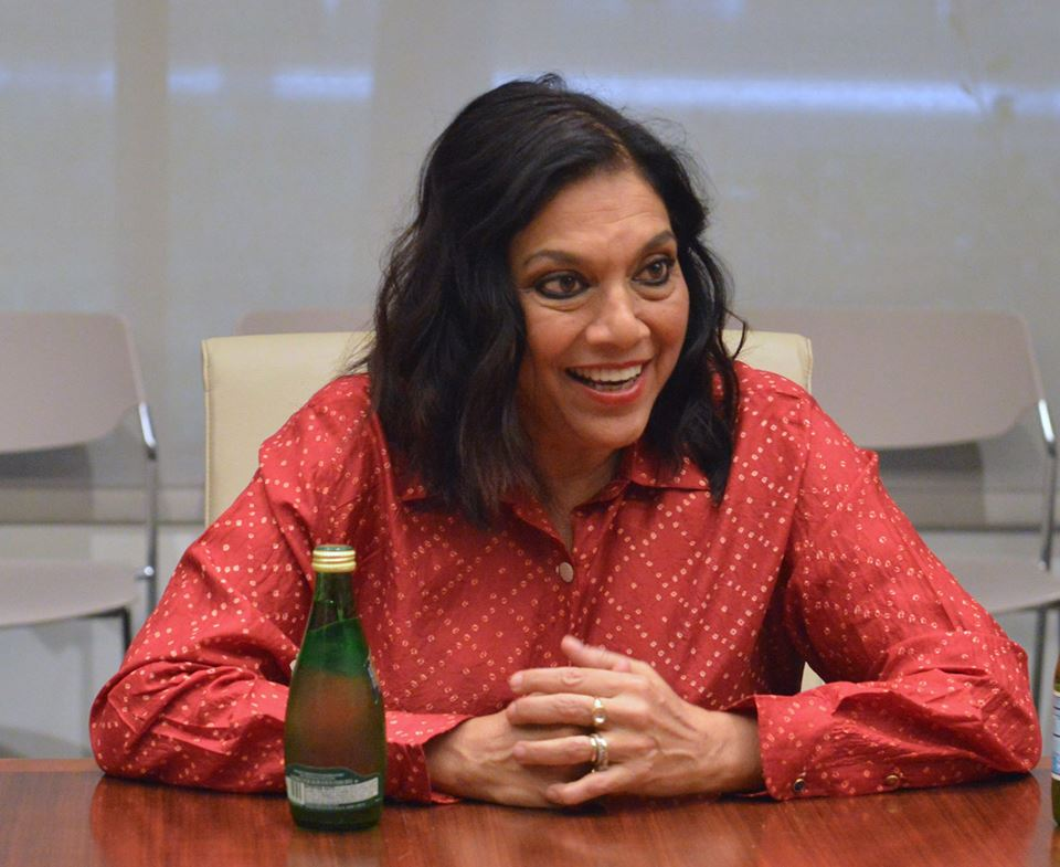 Disney's Queen of Katwe Interview with Director Mira Nair