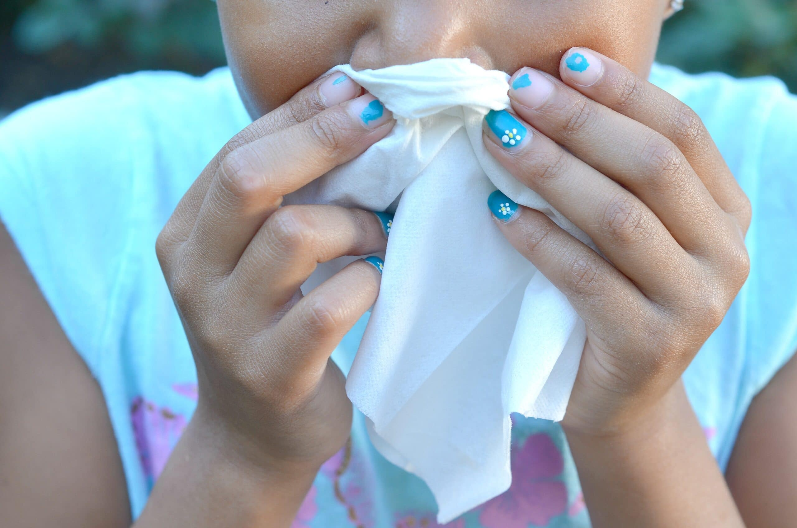 5 Tips To Battle School Cold & Flu Germs