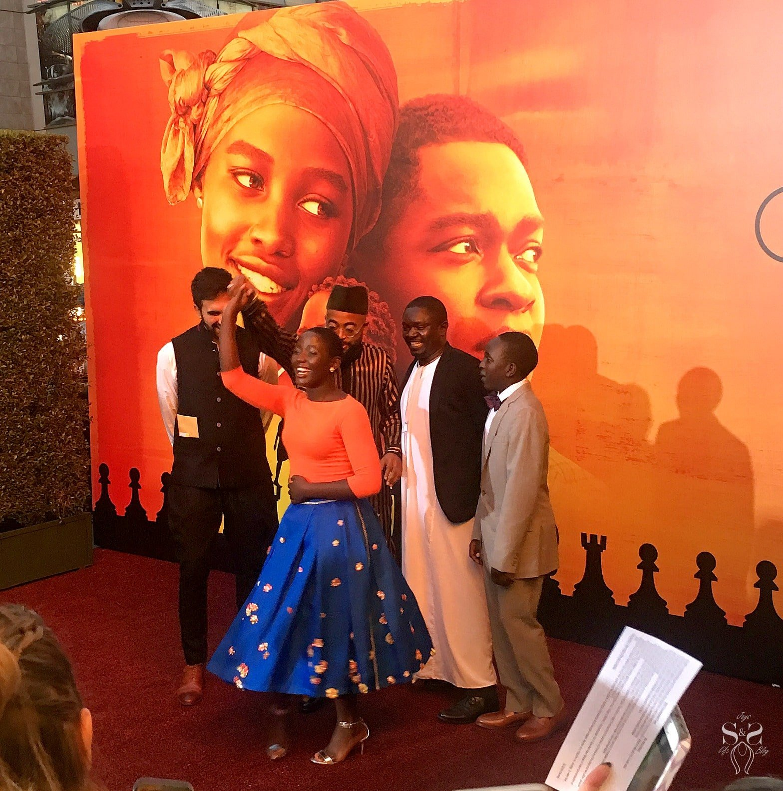 Join me as I share my experience of Walking The Red Carpet For Disney's Queen Of Katwe Premiere. I'm sharing an insider's look at what it's like to walk on the red carpet, including some after-party photos!