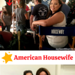 Ever wonder what goes on behind the scenes of your favorite tv shows? Well, today I'm spilling the beans about my trip Behind the Scenes with ABC TV's American Housewife. Check out all the details and photos of places you might recognize from the show!