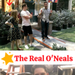 Take a look behind the scenes with ABC's The Real O'Neal's. Learn more about what goes on behind the scenes and see what it takes to bring this show to life. It's amazing to walk the set for TV shows, it helps you gain an appreciation for all that they do.