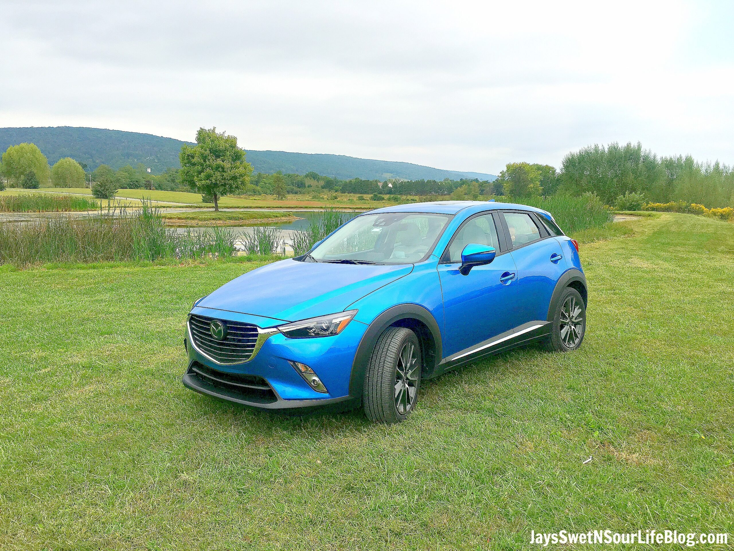 The new fuel-efficient Mazda SUV comes fully loaded with the latest high-tech features. Read 10 Reasons Why I Love The 2017 Mazda CX-3 Grand Touring AWD, and how we cruised around the Virginia Country Side in this sleek fuel-efficient SUV.