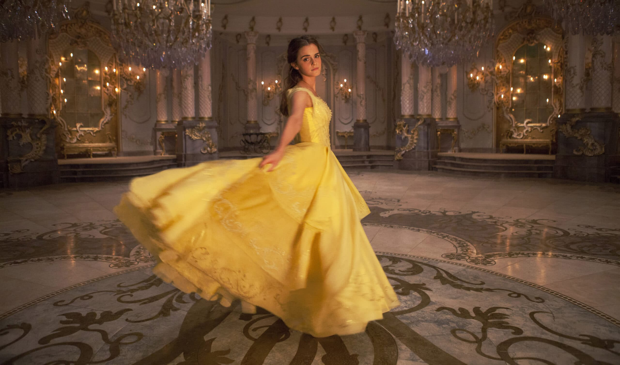 Disney's Beauty and the Beast – Brand New Images Now Available