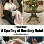 Enjoy a relaxing Spa Day at The Hotel Hershey, located in the heart of Hershey, Pennsylvania. Treat yourself to a day at the spa where you can choose from an array of services. Plan a full day at the Hotel Hershey Spa where you can enjoy breakfast, lunch in the oasis, and extra time to relax in one of their many specialty rooms.