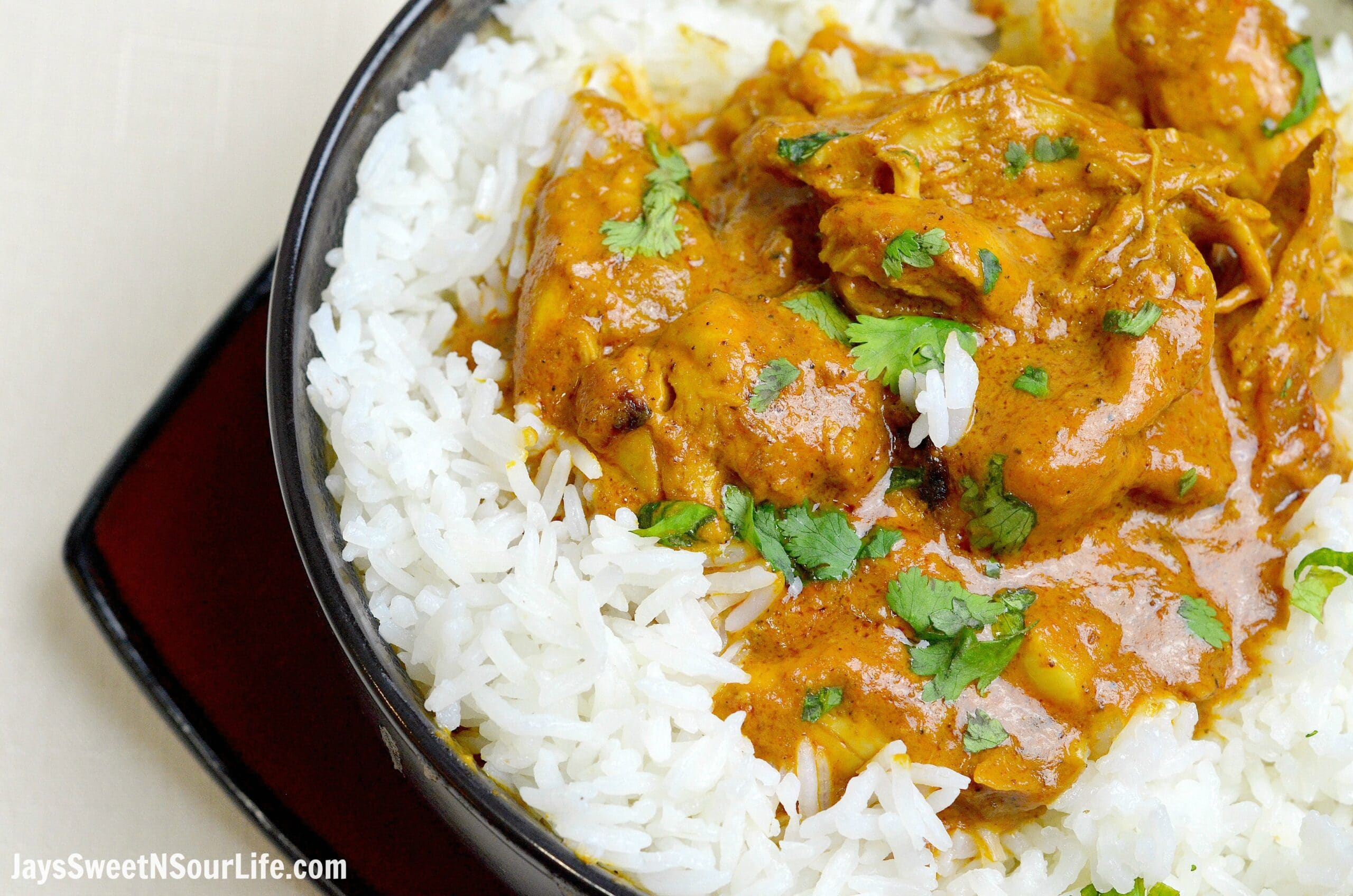 Pressure cooker indian butter chicken jays sweet n sour life if you loved this recipe be sure to check out my other many pressure cooker recipes here try my delicious lemon and herb chicken and mashed potatoes forumfinder Gallery