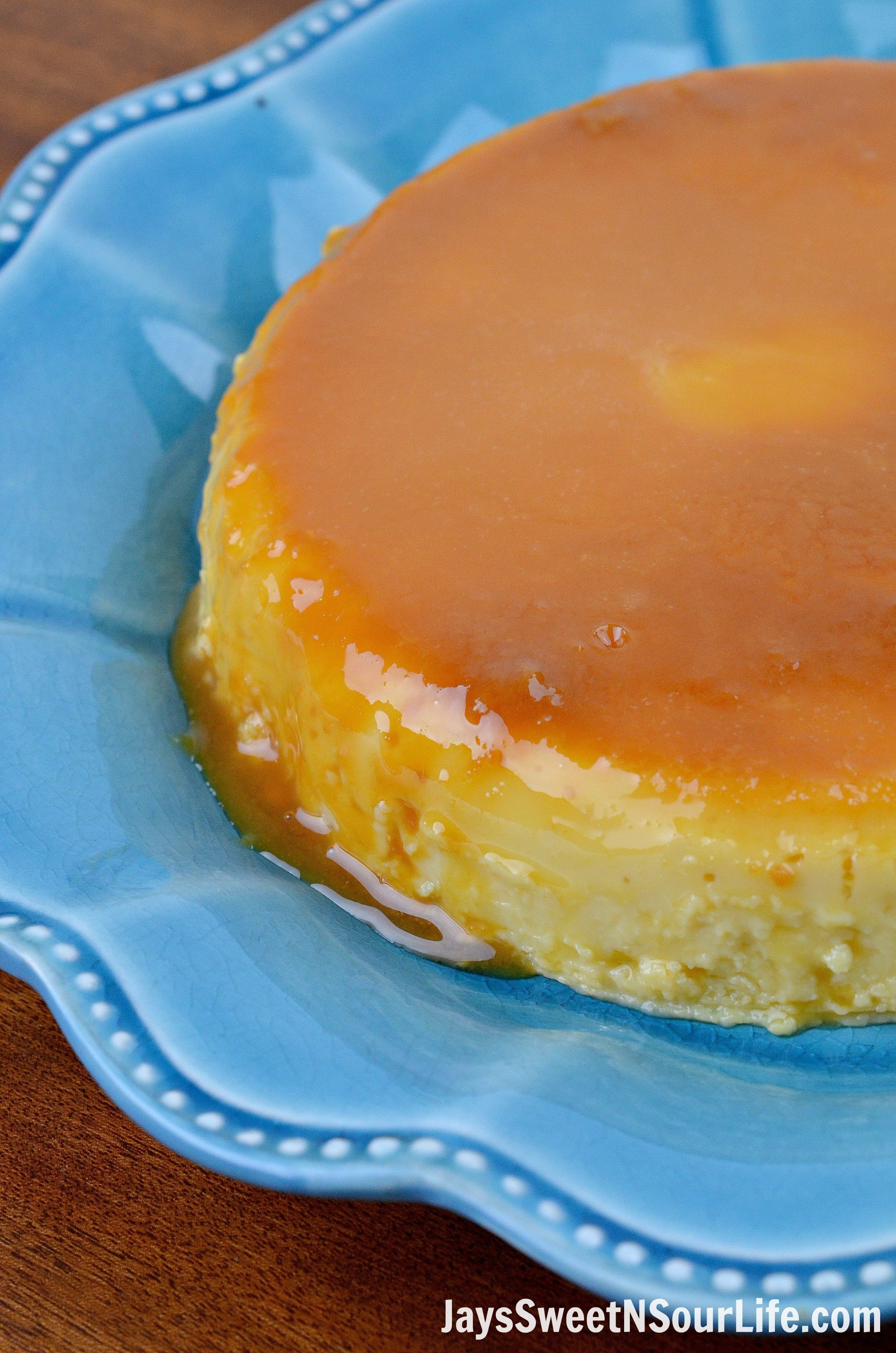 Instant Pot Filipino Leche Flan. Try my stress-free Instant Pot Filipino Leche Flan Recipe. This Filipino version is made with eggs and milk for a custard-like texture, giving you a thick and smooth Leche flan that comes topped with homemade caramel sauce.
