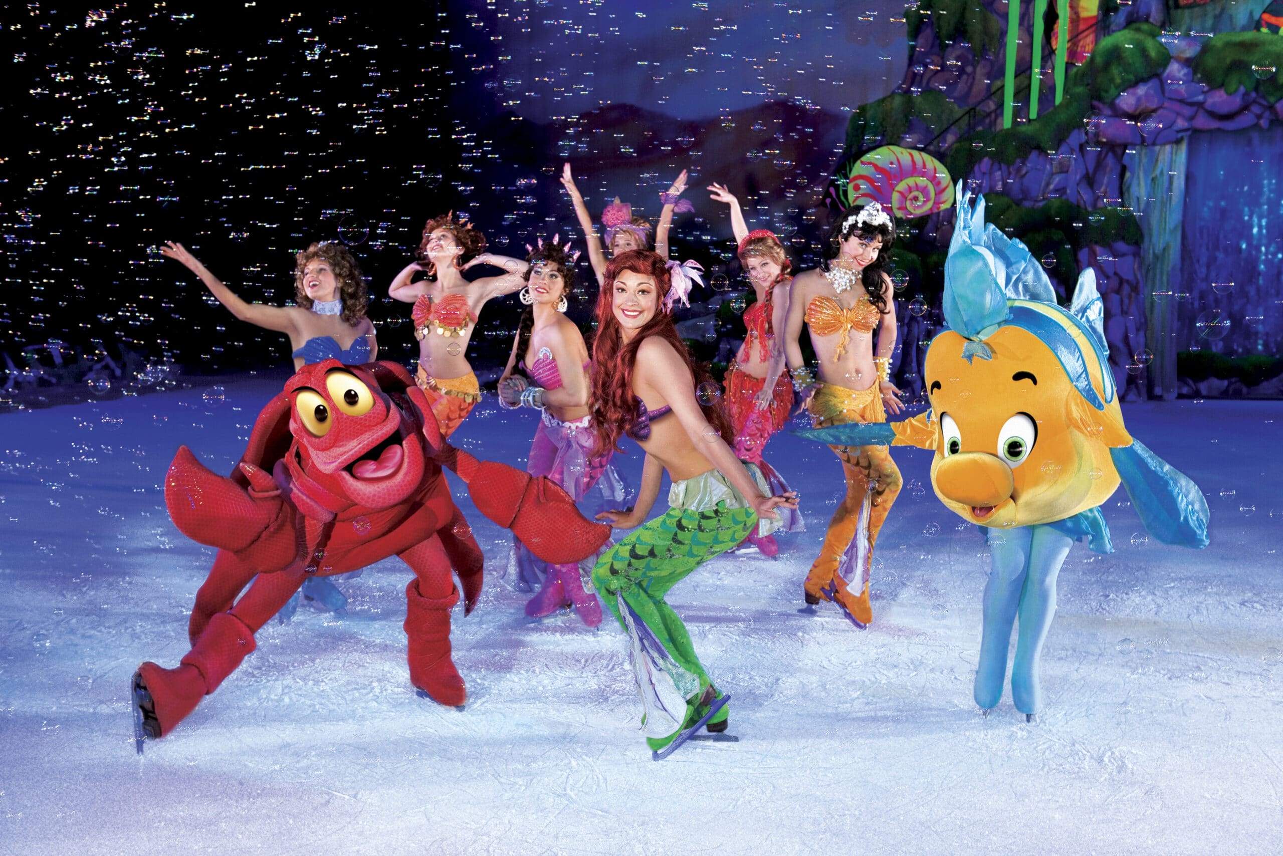Travel Log: Disney On Ice Presents Dream Big