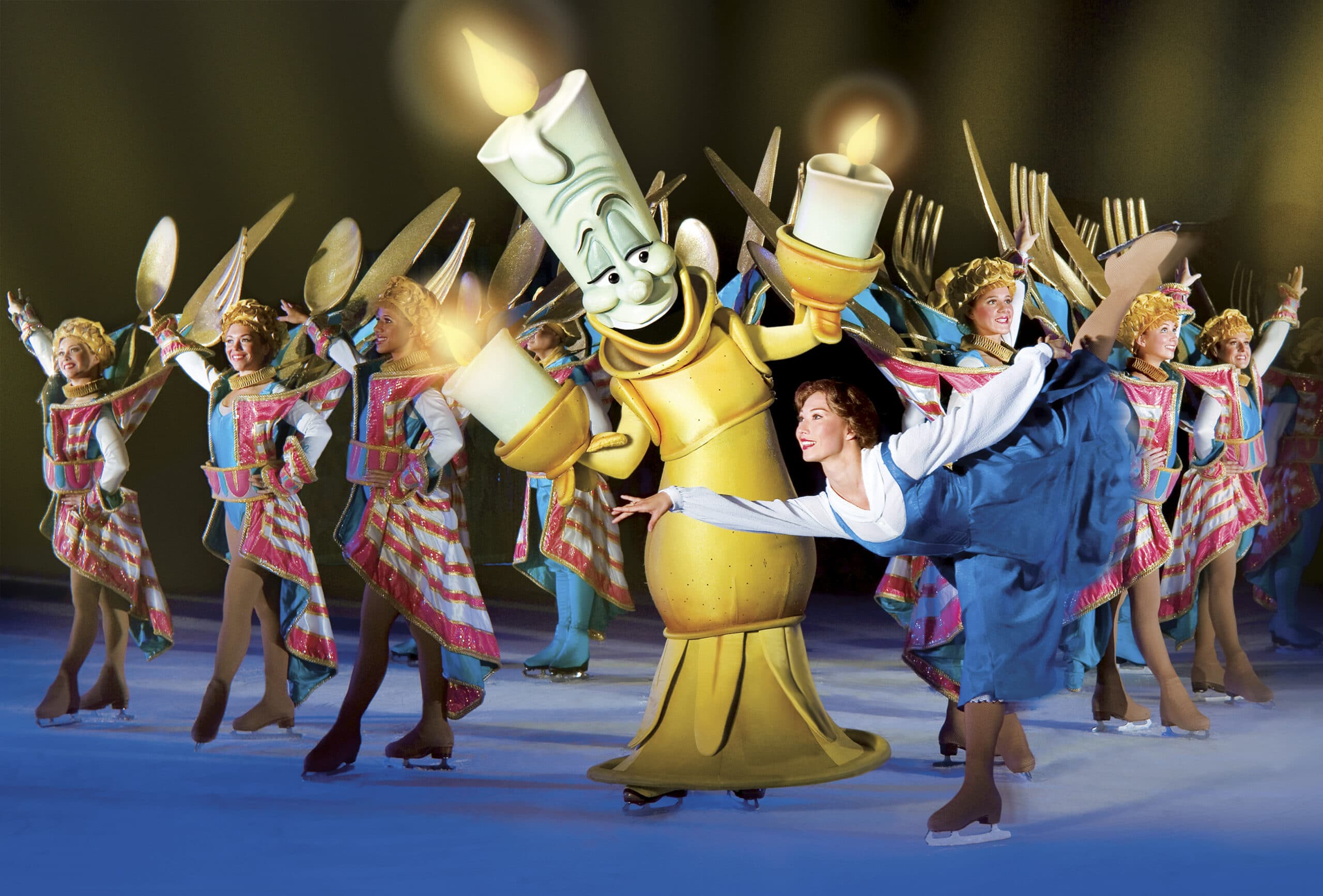 Disney on Ice Presents Dream Big is Coming to Washington D.C Feb 15-20