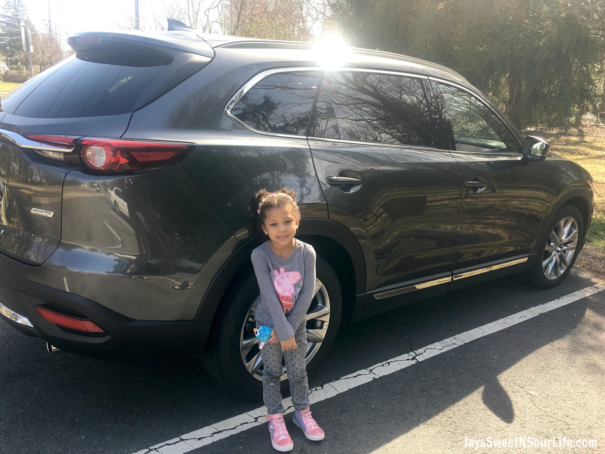 My Birthday Week – 2017 Mazda CX-9 Review