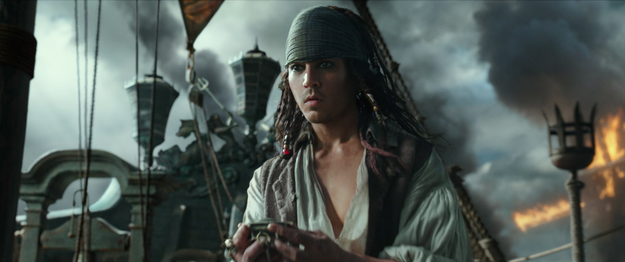 Pirates of the Caribbean: Dead Men Tell No Tales – NEW Trailer Available