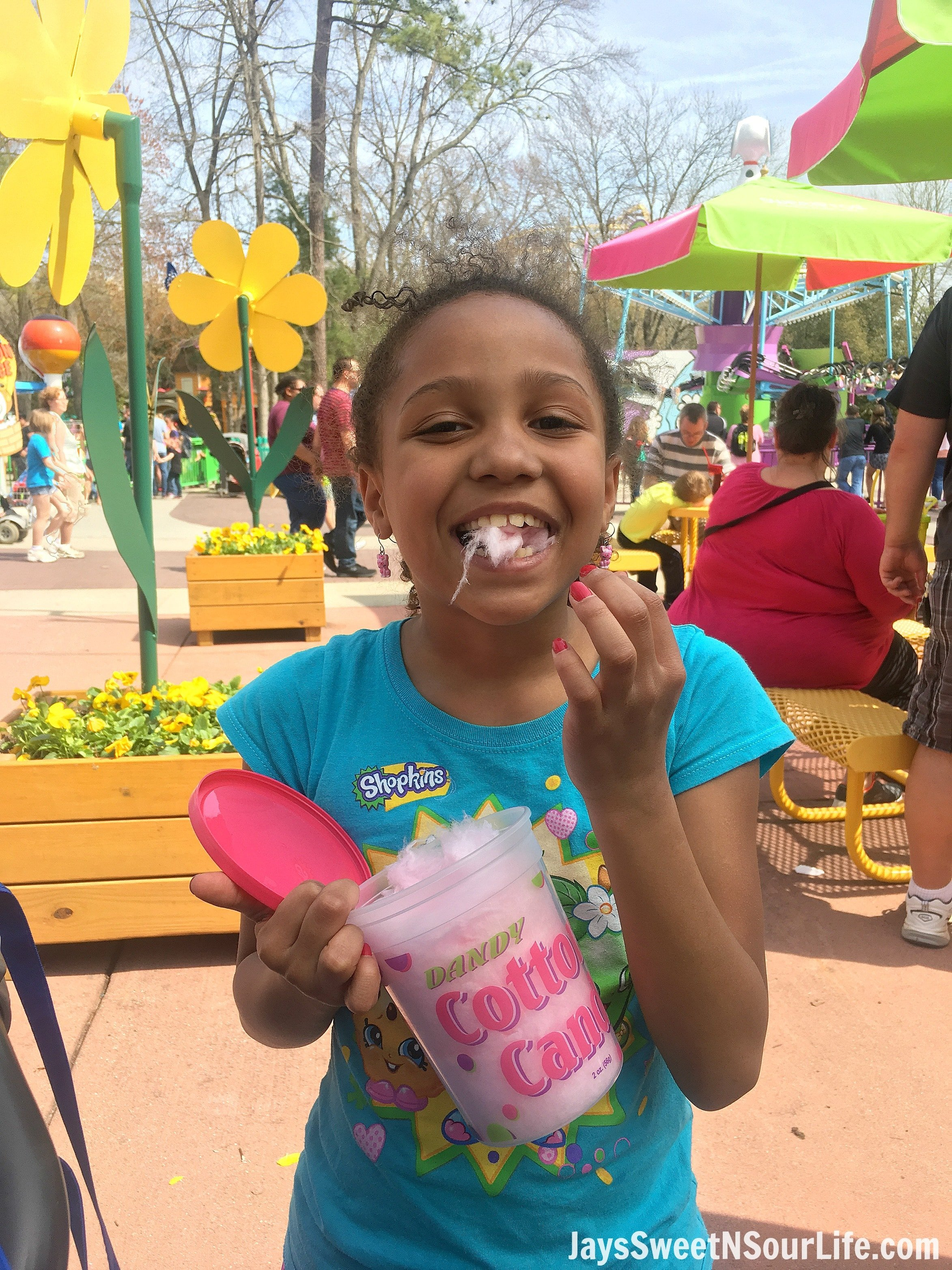 Spring At Kings Dominion – 3 New Rides In Planet Snoopy