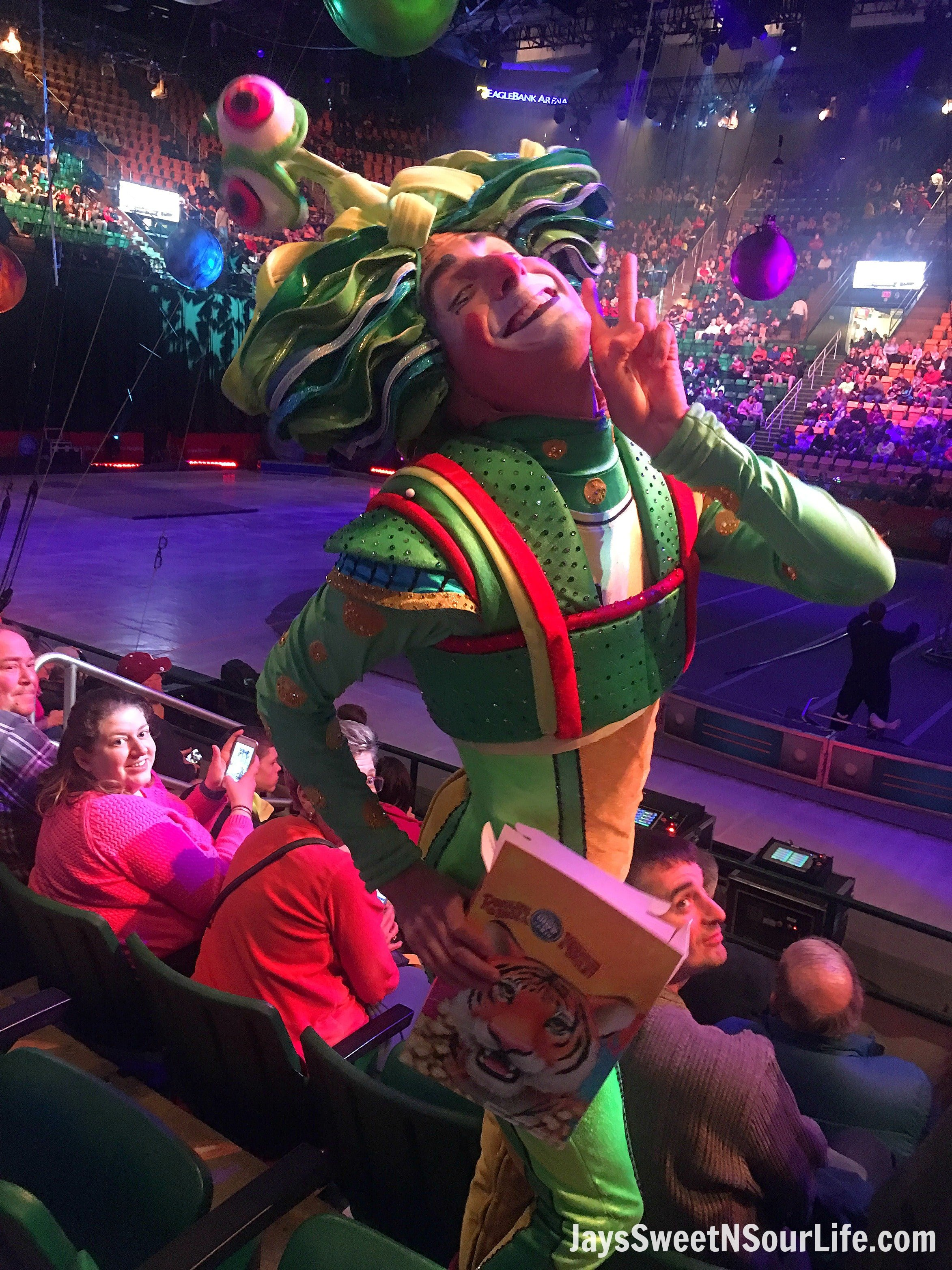 Ringling Bros. and Barnum & Bailey® – Out Of This World Final Farewell