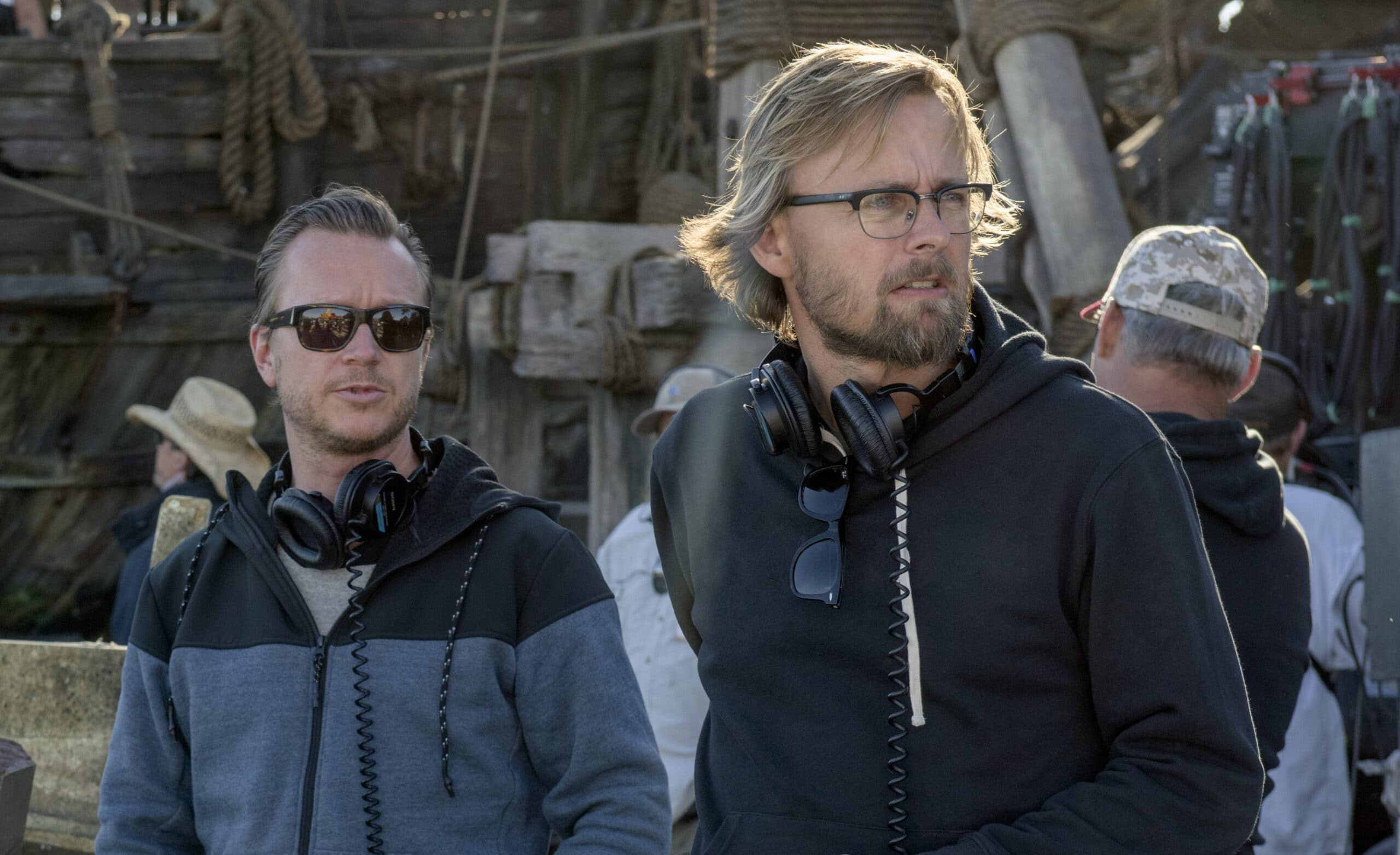 Exclusive Interview with Directors Joachim Ronning & Espen Sandberg – Pirates Of The Caribbean: Dead Men Tell No Tales #PiratesLifeEvent #PiratesOfTheCaribbean