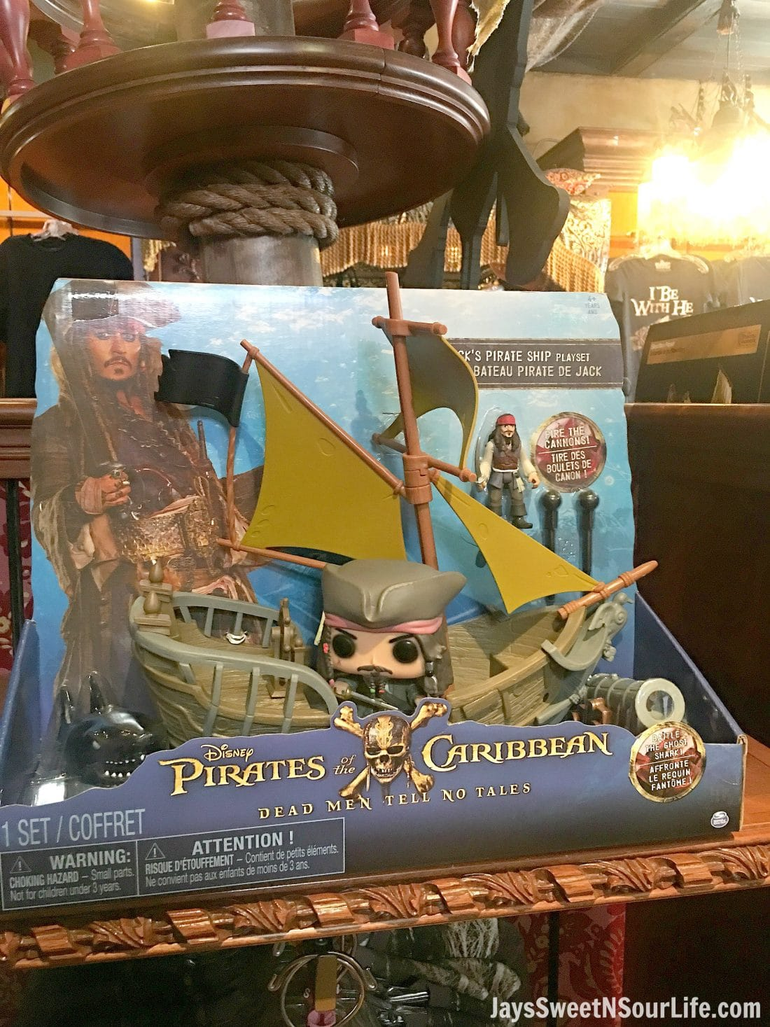 Sail the high seas with me as I adventure to Disneyland and ride the Pirate of the Caribbean ride for the first time in my life! Also, view my special visit to the Walt Disney Archive's where I got to hold Walt's academy award.