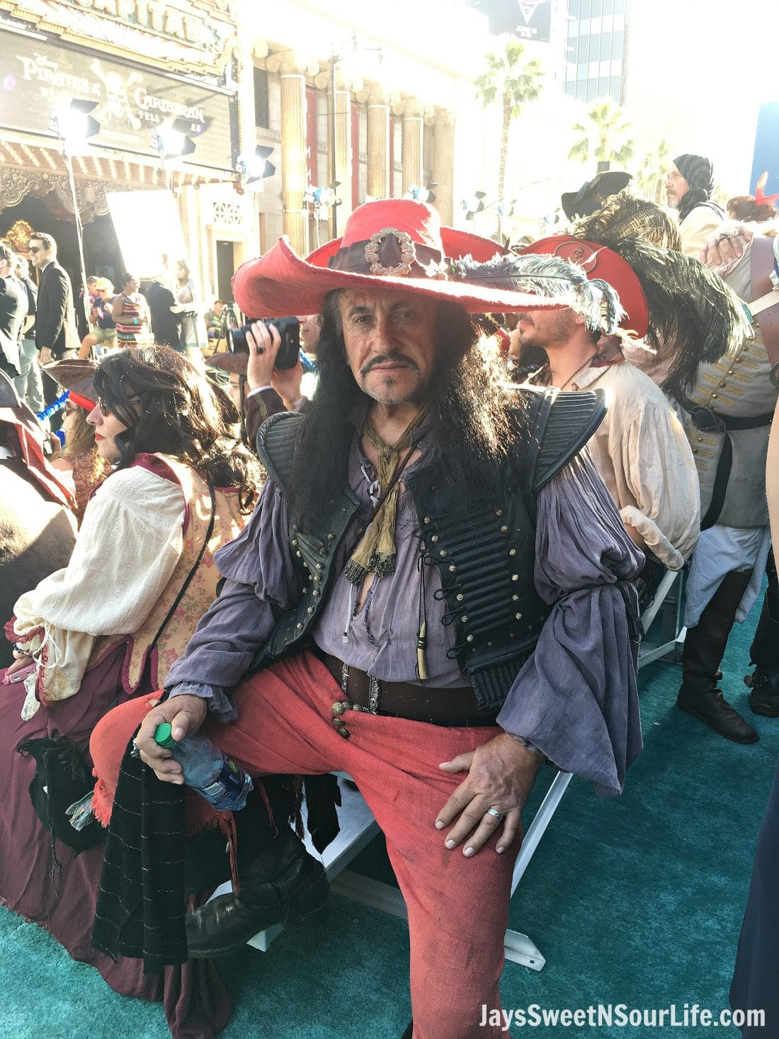 Follow along my high sea's adventure at the Pirates of the Caribbean: Dead Men Tell No Tales premiere in Los Angeles, California. Attend a red carpet premiere in Hollywood with me, and checkout all the pirate themed fun we had at the premiere party.