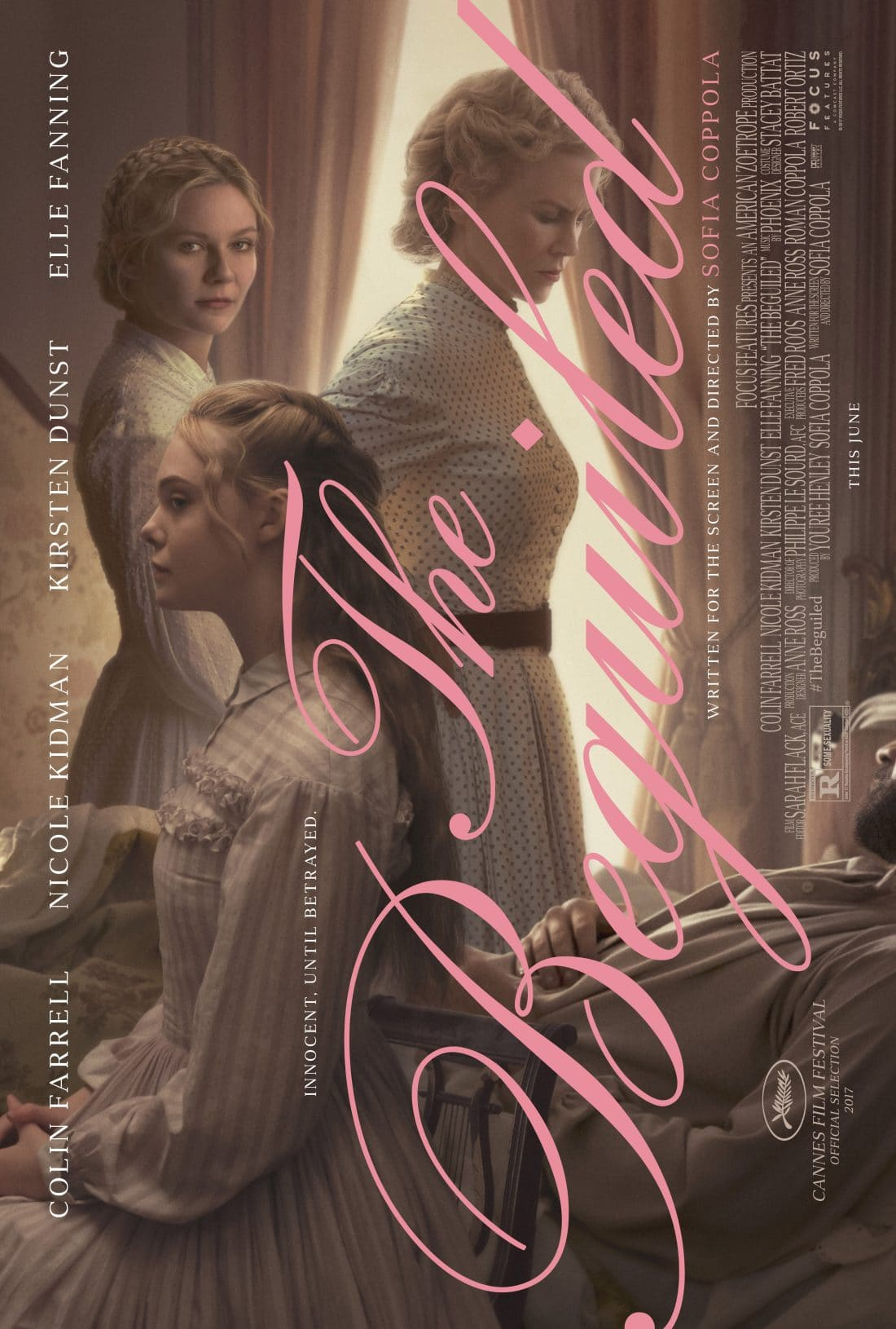 Read an intriguing Interview with Sofia Coppola, Kirsten Dunst, Elle Fanning, Director and cast of The Beguiled. To find out what it was like to bring this all-star woman cast film to life.
