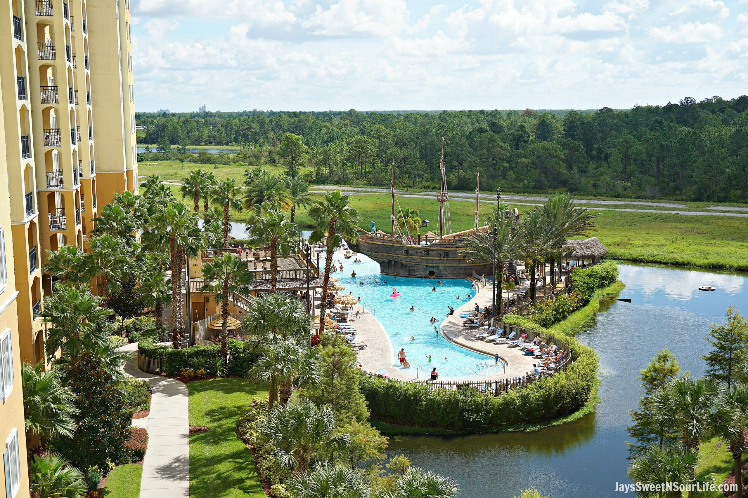 lake buena vista resort village and spa review orlando. Black Bedroom Furniture Sets. Home Design Ideas