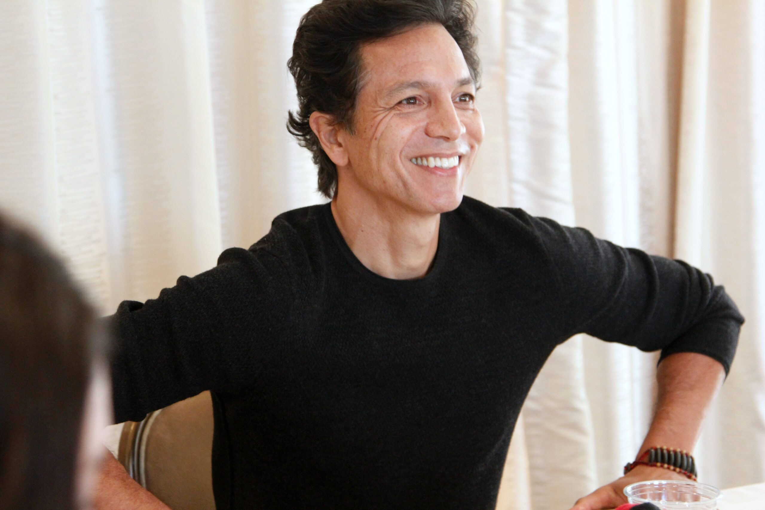 Exclusive Interview With Benjamin Bratt (Voice of Ernesto de la Cruz) in Disney Pixars COCO